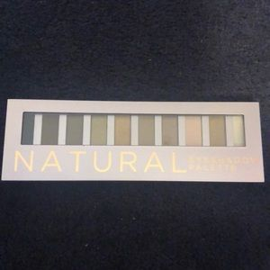 Forever 21 Natural Eyeshadow Pallette